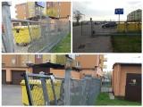 Bydgoszcz: Pijana kobieta staranowała samochodem bramę