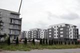 Nowe osiedle bloków Knurów, al. Lipowa powstaje w szybkim tempie. To domy wielorodzinne w centrum miasta. Zobaczcie zdjęcia