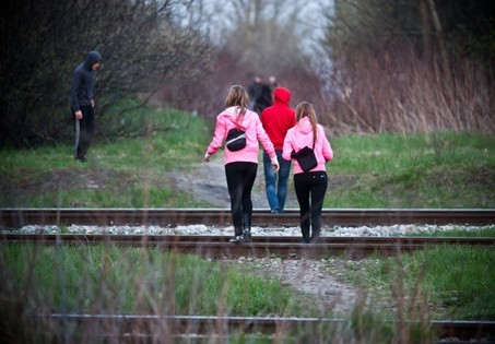 Nastolatka zginęła na torach bocznicy kolejowej.