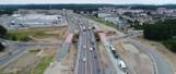 Gdynia: Zamknięta łącznica Obwodnicy Trójmiasta na węźle Wielki Kack w związku z budową trasy S6 [20.07.2021, SCHEMAT ORGANIZACJI RUCHU]
