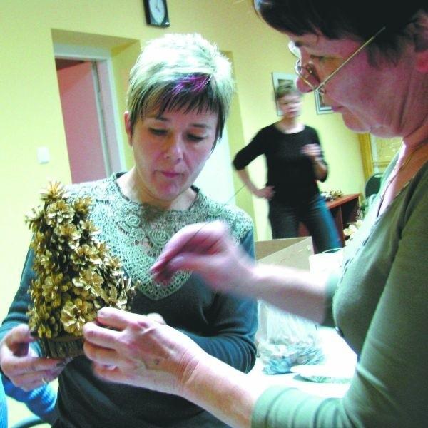 Małgorzata Stasieluk pokazuje jak wykonać prosty i zarazem efektowny stroik
