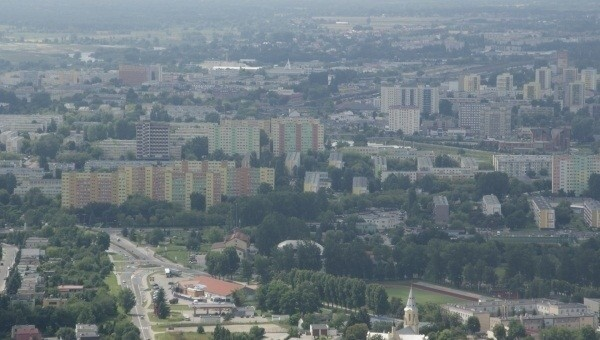 Konin i powiat koniński na zdjęciach lotniczych. Więcej...