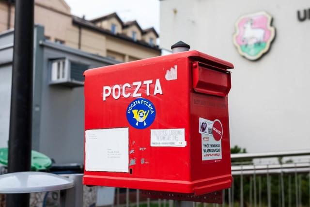 Poczta Polska protestuje. Żąda podwyżek wynagrodzeń.