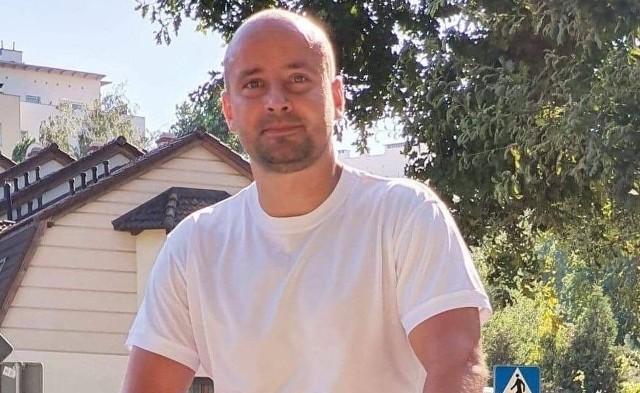 Zaginął Michał Kołodziejski z Zielonej Góry.