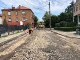 Miechów. Rozpoczęła się przebudowa ulicy Wesołej