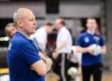 Trener Smirnov: Jestem zadowolony z postawy i postępów graczy - zdjęcia