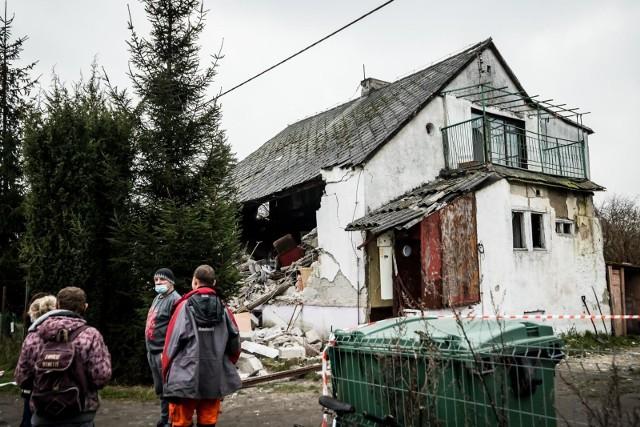 Do wybuchu w budynku przy ul. Toruńskiej w Bydgoszczy doszło w nocy z 12 na 13 grudnia 2020 r.