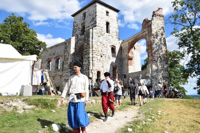 Rudno. Szwedzi zaatakowali zamek Tenczyn [ZDJĘCIA]