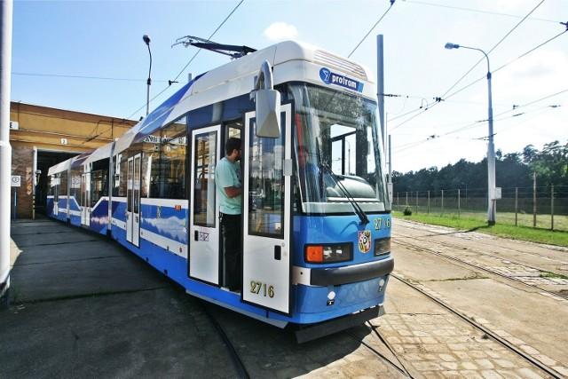 System KERS zostanie założony najpierw w tramwaju Protram typu 205 WrAs
