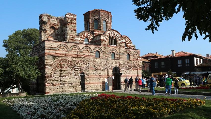 Bułgarski Nessebar: Miasto prawie jak... muzeum ze wspaniałymi restauracjami i starymi cerkwiami