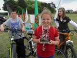 Najlepsi uczestnicy wyścigu dostali medale