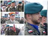 Święto Wojska Polskiego 2018 w Białymstoku. Zobacz najprzystojniejszych żołnierzy na uroczystości [ZDJĘCIA]