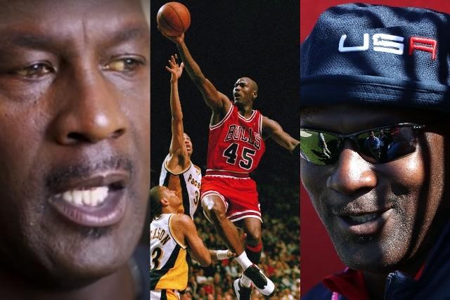 """Dlaczego Michael Jordan ma żółte oczy w """"The Last Dance""""?"""
