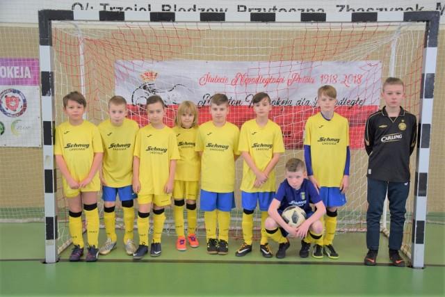 Turniej piłki nożnej młodzików Nice Cup w Brójcach Lubuskich