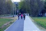 Miechów. Trasa rowerowa szlakiem wąskotorówki już gotowa