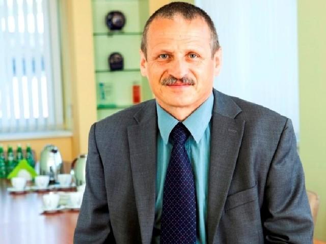 Tomasz Zaboklicki, prezes bydgoskiej Pesy