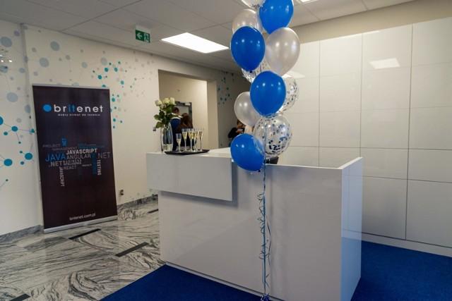 Britenet rozpoczął w Białymstoku nowy rozdział swojej działalności, tworząc przy tym nowe miejsca pracy i wzmacniając atrakcyjność białostockiego rynku IT
