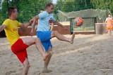 Przemysław Cichoń zadebiutował na plażowych trójkach, i to jak! [ZDJĘCIA, WIDEO]