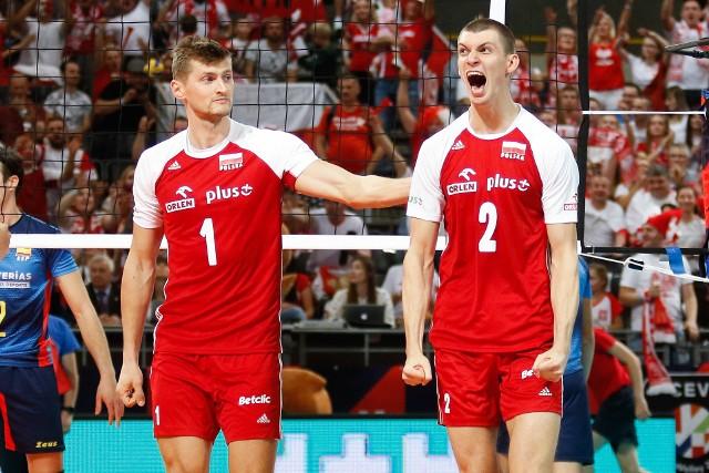 Mistrzostwa Europy siatkarzy. Reprezentacja Polski Vitala Heynena nie dała szans drużynie narodowej Hiszpanii. W hali w Apeldoorn wygrała 3:0. Zobacz, jak ta jednostronna rywalizacja wyglądała na zdjęciach.
