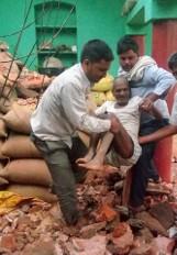 Burze piaskowe w Indiach. Zginęło co najmniej 120 osób
