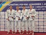 Ignacy Studnicki z AZS AWF Gorzów z brązowym medalem mistrzostw Polski juniorów w judo