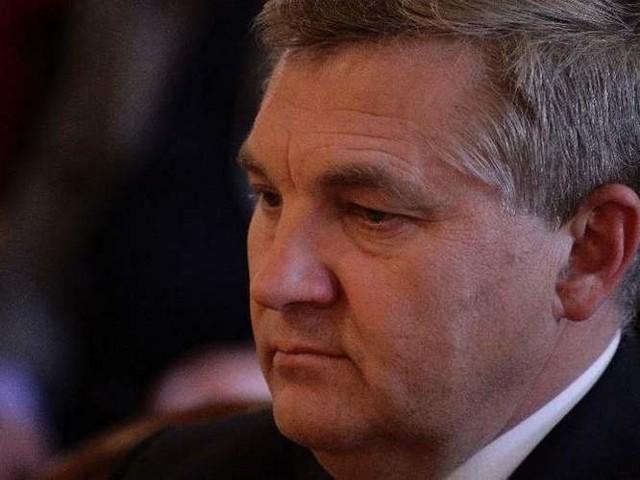 Tadeusz Truskolaski zaniepokojony