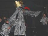 Teatralna lekcja historii przed OCK. Zobacz zdjęcia