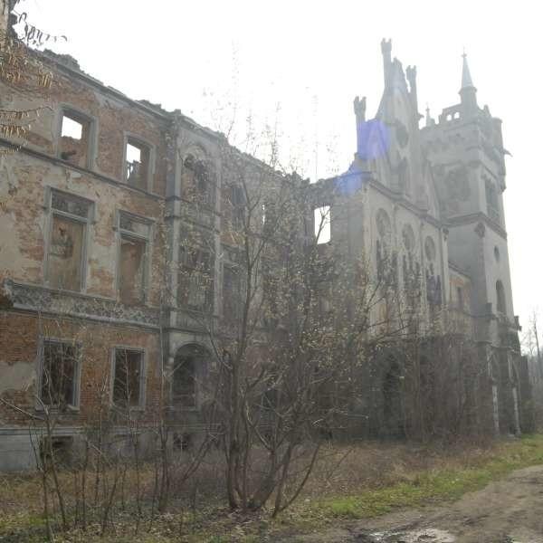 Pałac w Kopicach niszczeje. Może zmiana właściciela pozwoli go uratować?