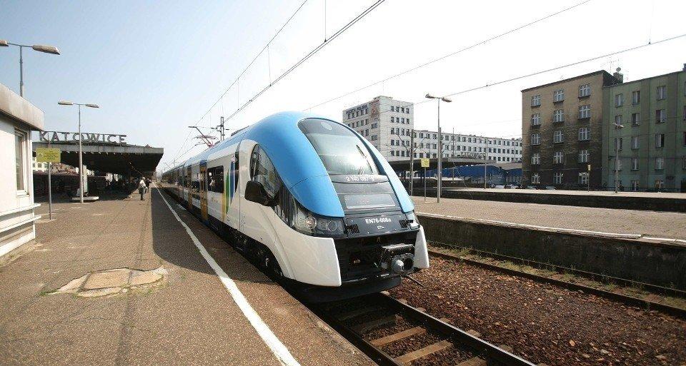 Pociąg na lotnisko w Pyrzowicach: 117 milionów euro na budowę kolei przyznała nam Komisja Europejska