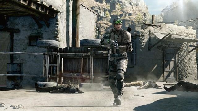 Splinter Cell: BlacklistSam Fisher wraca do pracy 22 sierpnia