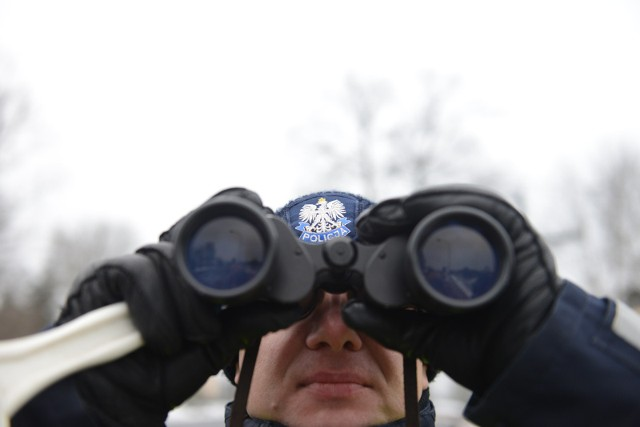 Działania policjantów potrwają kilka dni. Wzmożonych kontroli można się spodziewać do piątku, 24 marca