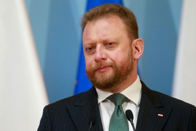 Ministrowie stają w obronie Łukasza Szumowskiego. Chodzi o plakaty w stolicy