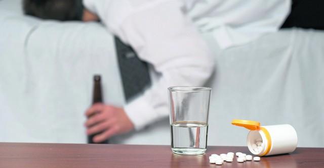 Najłatwiej poddają się leczeniu ci, którzy już ponieśli w życiu poważne straty