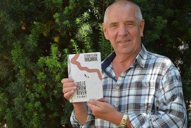 """Do Nagrody Poetyckiej """"Orfeusz"""" nominowany został Stanisław Raginiak, literat od lat mieszkający w Grudziądzu. Za poemat """"Moje Crow River""""."""