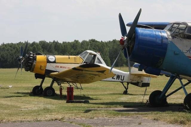 Lotnisko ma powstać w Topolanach. Jak na razie białostoczanie mają tylko stare, poczciwe Krywlany (na zdjęciu).