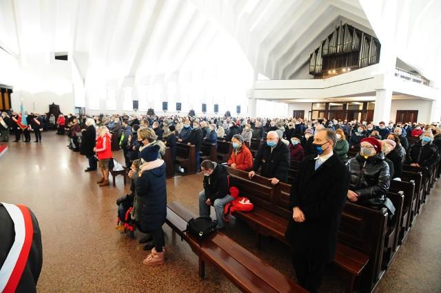 Pielgrzymka Ludzi Pracy w parafii św. Maksymiliana Kolbe w Mistrzejowicach