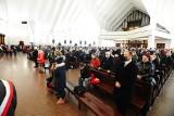 Kraków. Ludzie Pacy modlili się w parafii św. Maksymiliana Kolbe w Mistrzejowicach o pomyślność dla Ojczyzny [ZDJĘCIA]