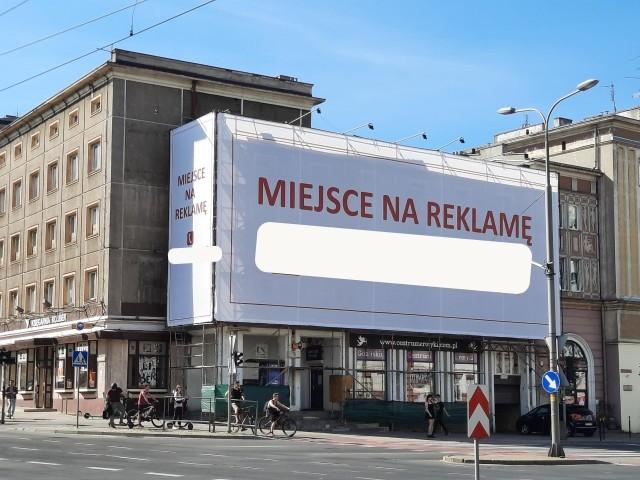 Reklamy na rusztowaniach w Gdańsku zgodne z uchwałą krajobrazową. W taki sposób można się zareklamować we Wrzeszczu