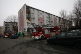 Wybuch gazu w bloku na Dąbrowskiego w Łodzi. Kilkadziesiąt osób ewakuowano [ZDJĘCIA]
