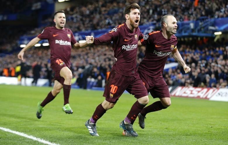 Barcelona - Roma STREAM ONLINE 04.04.2018 Transmisja TV na...