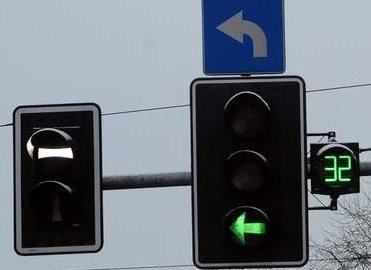 Licznik czasu trwania świateł bardzo podoba się kierowcom.