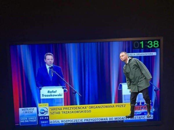 Wybory 2020: MEMY Duda vs. Trzaskowski. Po debacie, przed ...
