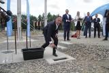 Firma Yetico uruchomi w Tarnobrzegu nowy zakład. Wmurowano kamień węgielny pod budowę hali dla inwestora (ZDJĘCIA)