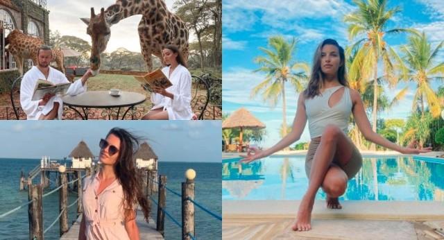 ZANZIBAR stał się tej zimy prawdziwym rajem dla celebrytów i sportowców. Afrykańska wyspa u wybrzeży Tanzanii przyciąga słońcem, pięknymi plażami i... brakiem koronawirusa. Obejrzyjcie zdjęcia z bajkowych wakacji, jakimi sławni i zamożni turyści z Polski pochwalili się w mediach społecznościowych. Przesuwaj zdjęcia w prawo - naciśnij strzałkę lub przycisk NASTĘPNE >>>ZOBACZ RAJSKIE ZDJĘCIA >>>
