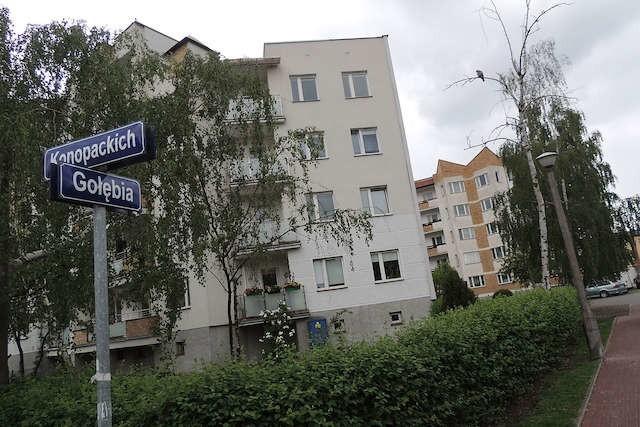 """Spółdzielnia Mieszkaniowa """"Metalchem"""" ma w Toruniu budynki na Jakubskim Przedmieściu oraz na Chełmińskim Przedmieściu"""