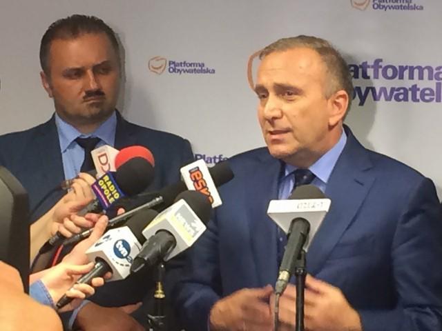 Walka O Przywództwo W Opolskiej Platformie Obywatelskiej