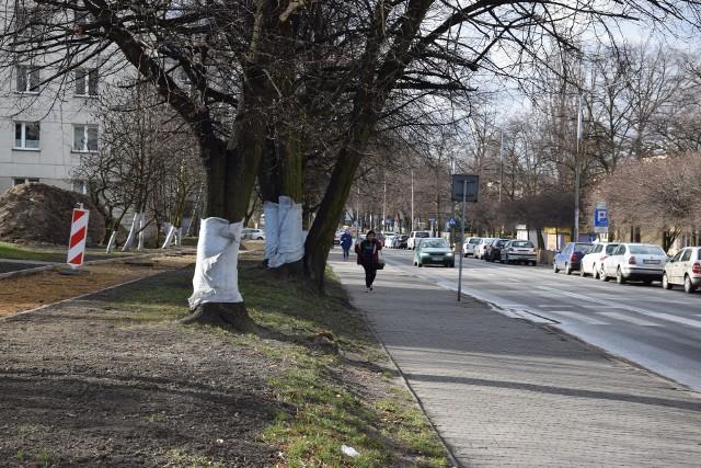Odcinek ulicy Panewnickiej od Dworca PKP do skrzyżowania z ulicą Piotrowicką.Zobacz kolejne zdjęcia. Przesuwaj zdjęcia w prawo - naciśnij strzałkę lub przycisk NASTĘPNE