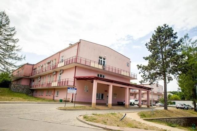 Izba przyjęć w klinice zakaźnej USK zamknięta do odwołania.