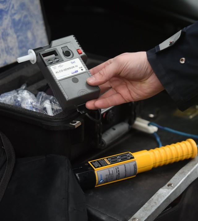 Z danych policji wynika, że podlascy funkcjonariusze mają aktualnie na wyposażeniu prawie 150 tradycyjnych alkomatów i około 200 typu AlkoBlow.