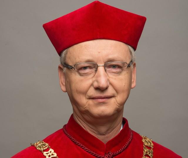 Prof. dr hab. Jacek Popiel
